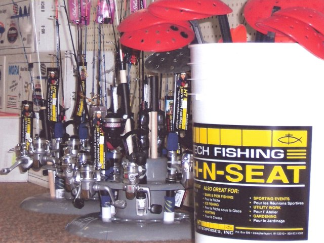 BUCK'S BAIT & TACKLE » Search Results » esau